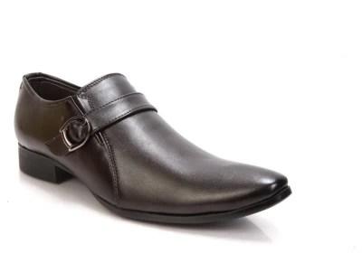 Adam's Heel Men's Slip On(Black)