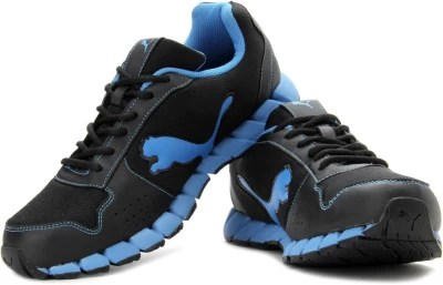 Puma Kevler DP Running Shoes(Blue, Black)