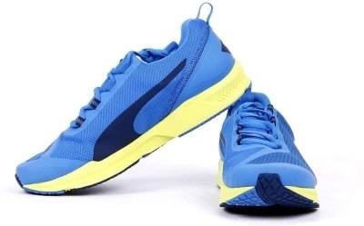 Puma IGNITE XT Men'S Running Shoes(Blue)