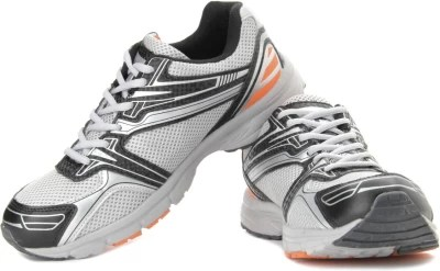 Fila Nero Running Shoes(Grey, Silver, Black)