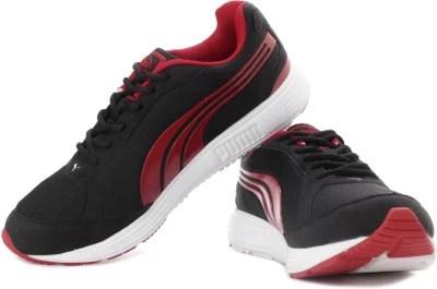 Puma Descendant Ind. Running Shoes(Black)