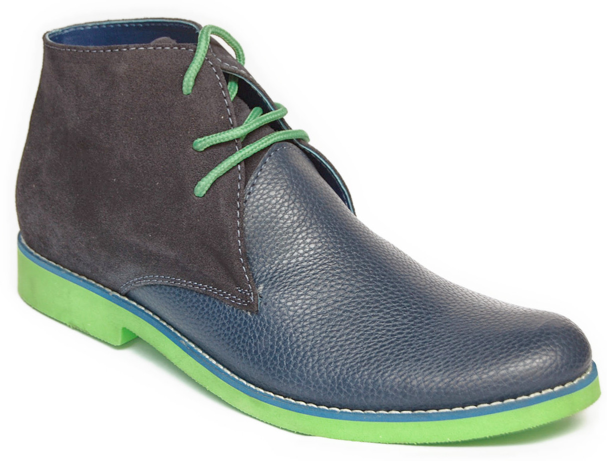 Letjio Ankle Casual Shoes(Blue)