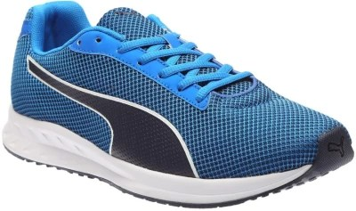 Puma Burst Mesh H2T Running Shoes(Blue)