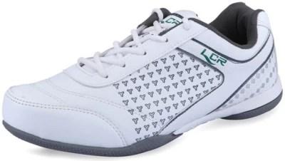 Lancer Ltr-58 White & Grey Running Shoes(White, Grey)