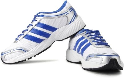 Adidas Eyota M Men Running Shoes(White, Blue)