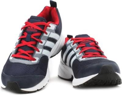 Adidas ADI PACER M Men Running Shoes(Navy)