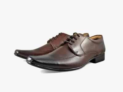 Knotty Derby Severus Lace Up(Brown)
