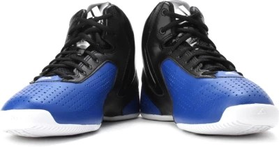 Adidas Nxt Lvl Spd 3 Basketball Shoes(Black, Blue)
