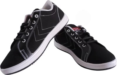 Lancer TS-167 Black Running Shoes(Black)