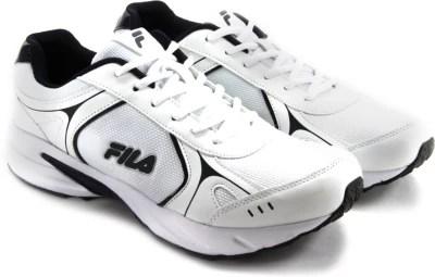 Fila Running Shoes(Blue, White)