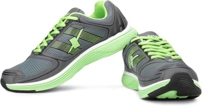 Sparx Running Shoes(Green, Grey)