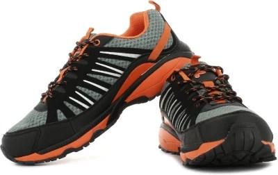 Fila Potential Running Shoes(Black, Grey, Orange)