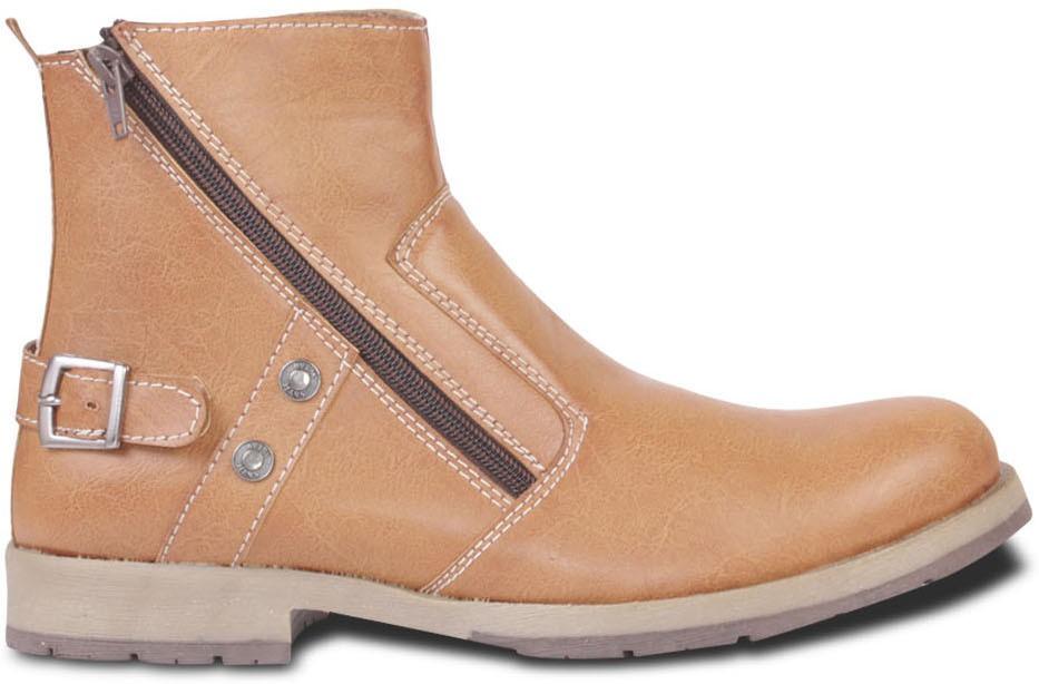 Ten Stylish and Elegant Boots(Tan)