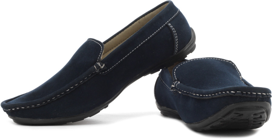 Arthur Loafers(Navy)