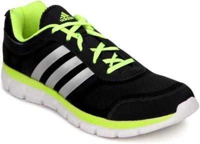Adidas Af2998 Running Shoes(Black)