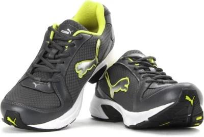Puma Bolster DP Men Running Shoes(Grey)