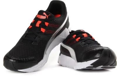 Puma Poseidon v2 Men Running Shoes(Black)
