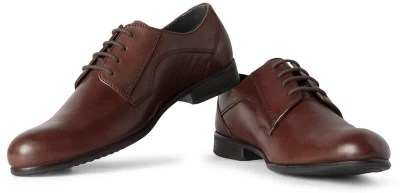 Allen Solly Lace Up Shoes(Brown)