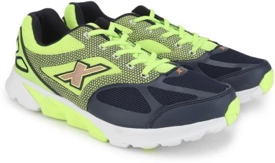 Sparx Men Running Shoes(Blue, Green)