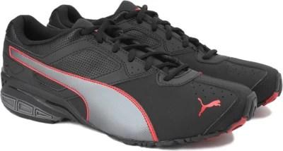 Puma Tazon 6 DP Running Shoes(Black)
