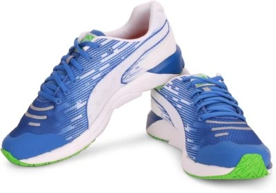 Puma Faas 300 v4 Men Running Shoes(Blue, Grey)