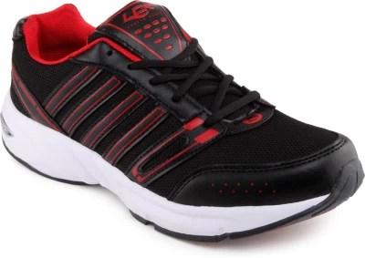 Lancer Black Running Shoes(Black, Red)