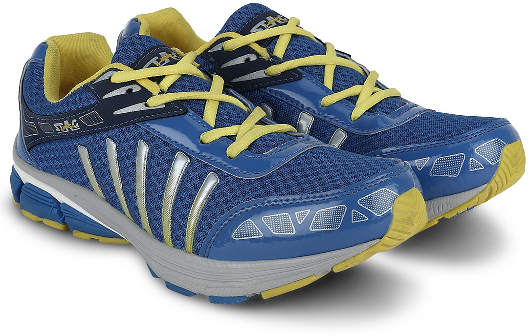 Stag Achiever Walking Shoes(Blue)
