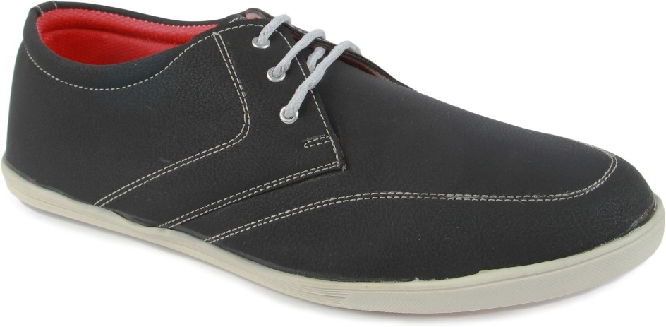 Series Jove Pious Casual Shoes(Black)