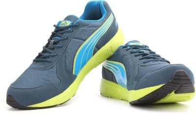 Puma ST Runner DP Men Running Shoes(Blue)