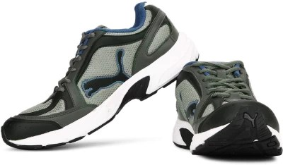 Puma Running Shoes(Black, Blue, Grey)
