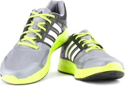 Adidas DURAMO ELITE M Men Running Shoes(Black, Grey)