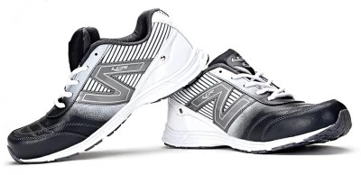 Lancer Adelaide White & DarkGrey Running Shoes(White, Grey)