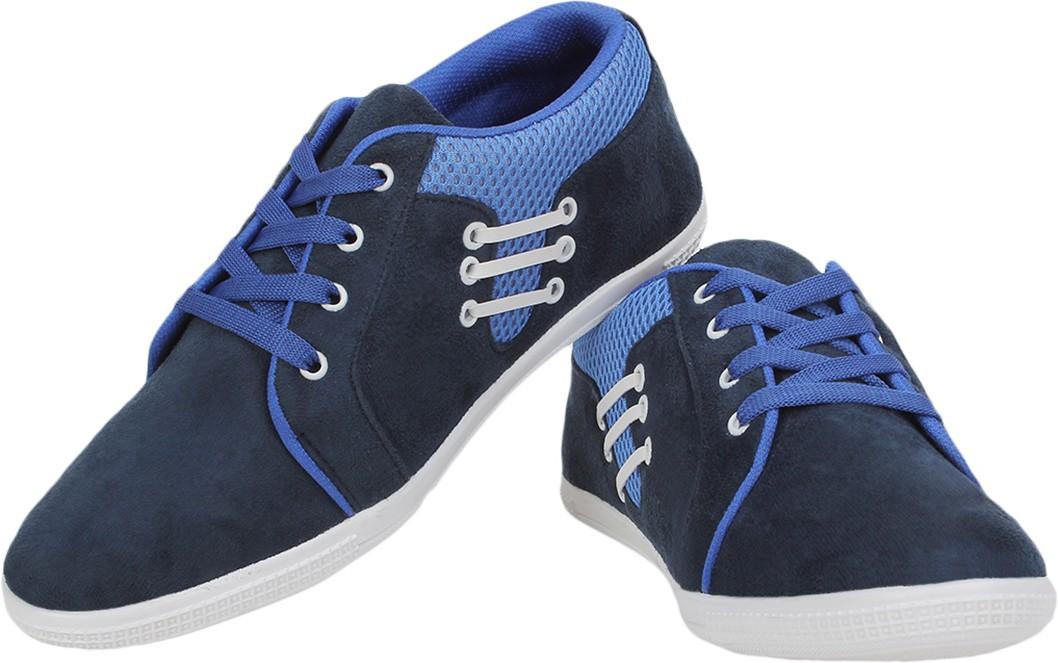 Satya Sales Stylish Make Casuals(Blue)