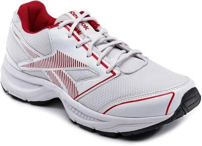 Reebok Running Shoes(White, Red)