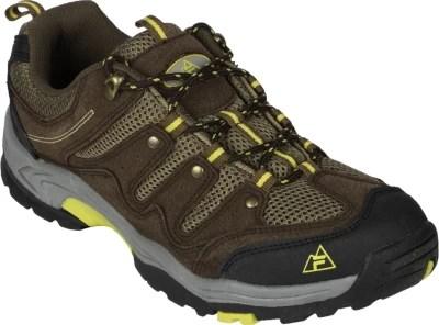 Fila Hill Hike Running Shoes(Black, Brown)