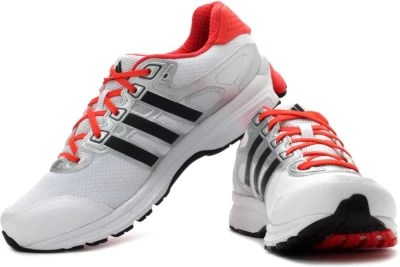Adidas Nova Cushion M Running Shoes(Grey)