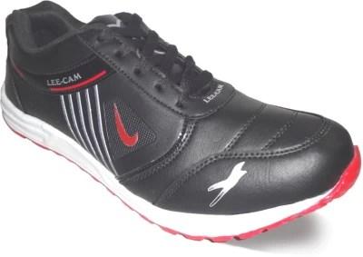Corpus Leecam Running Shoes(Black)