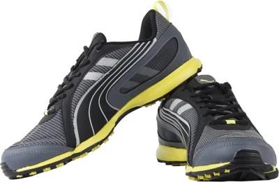 Puma Sienna DP Running Shoes(Grey)