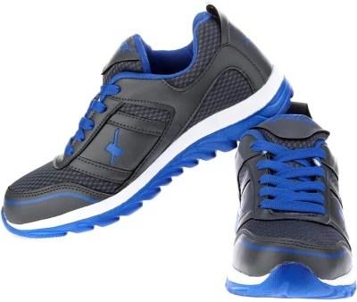 Sparx Trendy Grey Blue Running Shoes(Grey)
