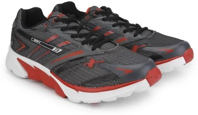 Sparx Men Running Shoes(Grey, Red)