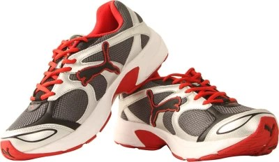 Puma Running Shoes(Red)