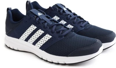 Adidas MADORU 11 M Running Shoes(Blue)