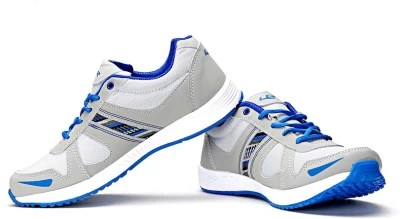 Lancer Malaysia LightGrey & RoyalBlue Running Shoes(Grey, Blue)