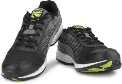 Puma Agenor DP Men Training & Gym Shoes(Black, Grey)