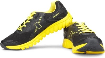 Sparx Running Shoes(Yellow, Black)