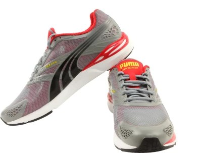 Puma Bioweb Speed Running Shoes(Multicolor)