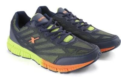 Sparx CL LTHR LP Men Running Shoes(Blue)