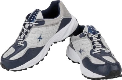 Sparx Rich Appeal Running Shoes(Blue, Silver)