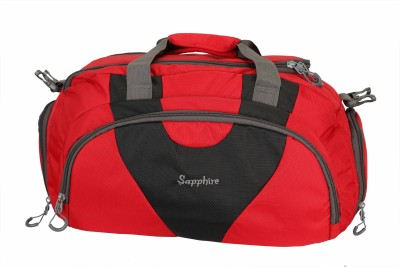 Sapphire Style Small Travel Bag  - Small(Red)