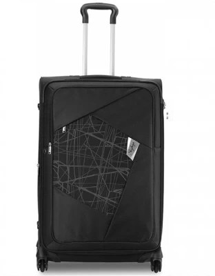 Skybags Vegas Expandable  Cabin Luggage - 66 inch(Black)